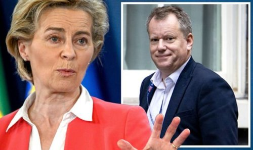 Brexit LIVE: Now THAT's why we left! 'First mover' Britain to eclipse EU in new power race