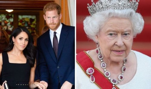 Meghan and Harry's 'woolly' response to Lilibet christening question
