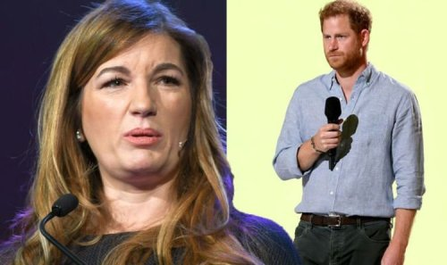 'Prince Harry's lost the plot' Karren Brady on why she can't take his complaints seriously