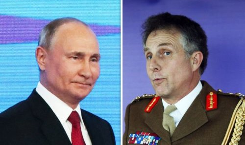 UK Army head warned of 'unexpected' Russia escalation before new spat: 'We'll be losers!'