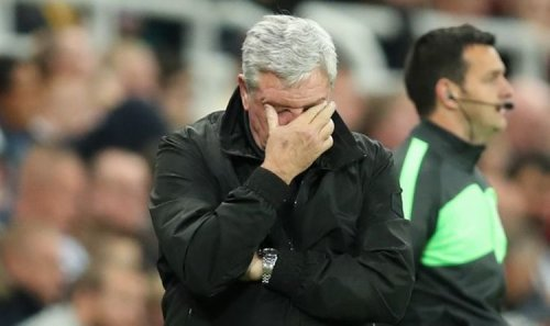 Newcastle cut managerial shortlist down to three as Steve Bruce nears exit