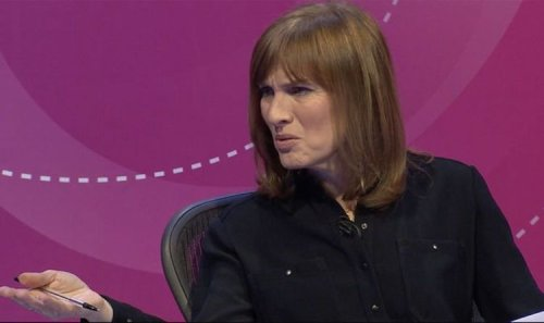 'Let me finish!' Brexit row erupts on Question Time as Tory MP snaps at BBC's Fiona Bruce