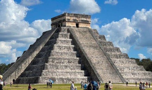 Archaeology breakthrough after ancient Maya discovery 'rewrote Chichen Itza history'