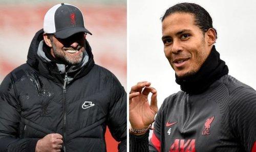 Liverpool handed opportunity to sign Virgil van Dijk partner after Real Madrid development