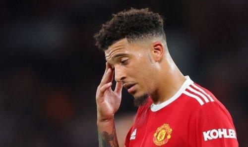 Jadon Sancho to 'drop down Man Utd pecking order' in stern warning to summer signing