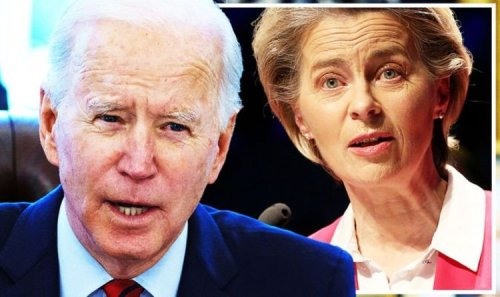 Whinging EU in 'huge disappointment' after Biden keeps European travellers on US ban list