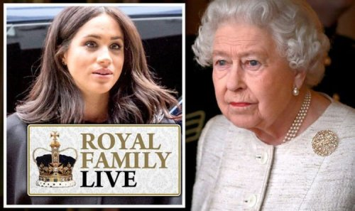 Royal Family LIVE: Queen ignores bitter Megxit feud to come to Meghan's aid at High Court