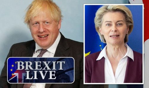 Brexit LIVE: Single Market 'distortion' exposed – 99.8% of EU goods do NOT pass through NI