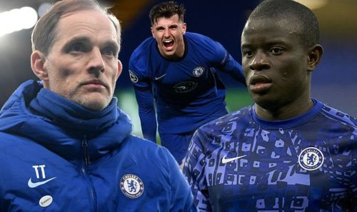 Chelsea boss Thomas Tuchel must build around N'Golo Kante and four more stars to win title