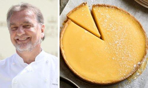Raymond Blanc: Chef shares recipe for 'zesty' 'creamy' lemon tart - make in an hour