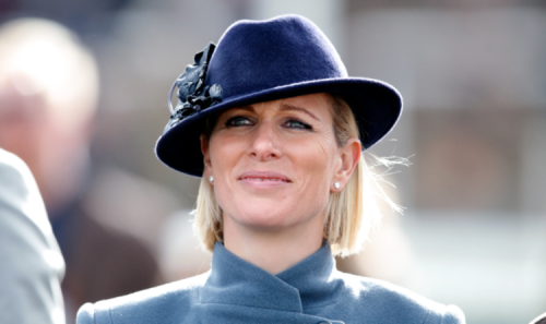 Zara Tindall says she gets 'the good look' from Queen in rare confession
