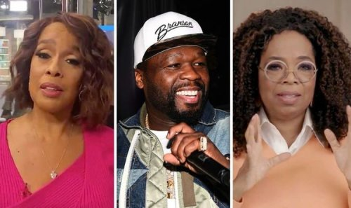 Gayle King helped Oprah Winfrey end years-long feud: 'You have to meet him!'