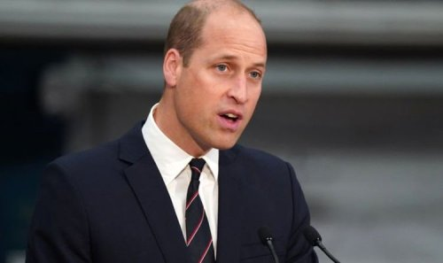 Prince William breaks royal protocol during award show - 'Completely crazy!'