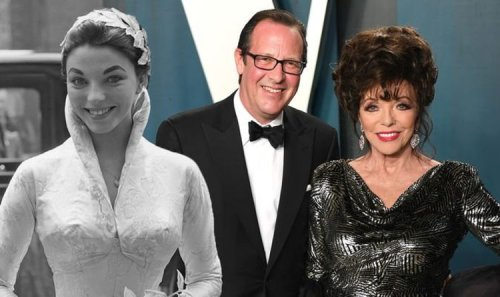 Joan Collins husband: Is Joan Collins married? Who is her husband?