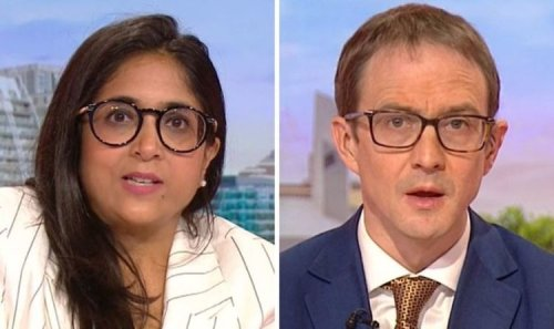 BBC Breakfast viewers fume over change in 'cringe' presenters on show: 'Awful!'