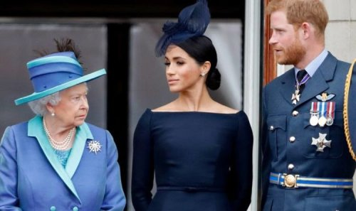 Queen has 'more insulting' plan for Meghan and Harry instead of removing their titles