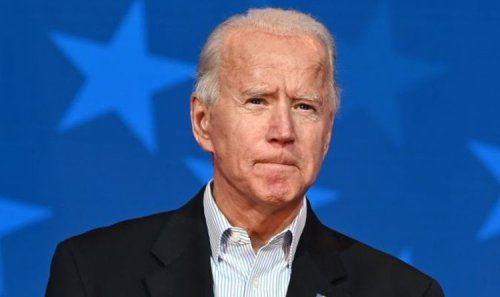 'Cuddly' Joe Biden accused of creating greater divisions post-Trump in blistering analysis