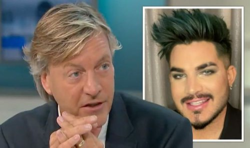'Stop talking!' Richard Madeley savaged by GMB viewers over 'cringe' Adam Lambert chat