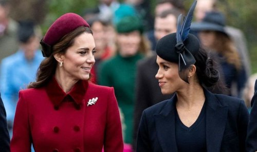 Kate Middleton working to 'pacify' Meghan Markle and simmer tensions after Lili's birth