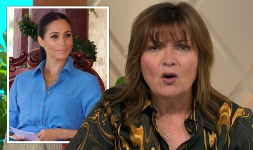 'It's a nightmare' Lorraine Kelly blasts Meghan Markle as father begs for family reunion