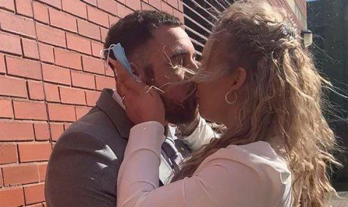 Drug dealer is allowed out of prison so he can get married