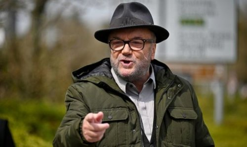 Game, set, match! George Galloway perfectly dismantles Sturgeon's independence dream