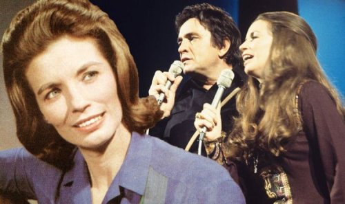 Johnny Cash songs: Did Johnny's wife June Carter write Ring of Fire?