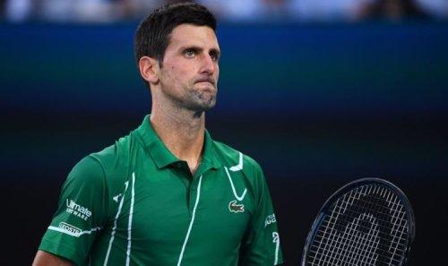 Novak Djokovic still facing Australian Open ban as Victoria Premier refuses to back down
