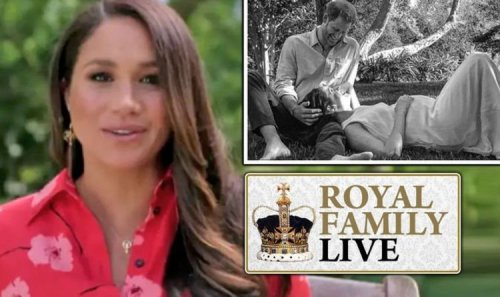 Royal Family LIVE: Meghan speaks about unborn baby daughter as Duchess issues urgent plea