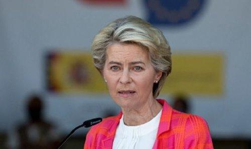 EU showdown: Von der Leyen under pressure over border wall 'war' as migration soars
