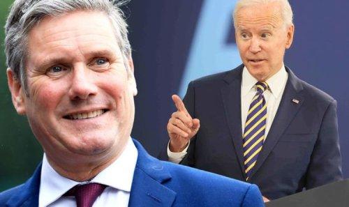 Keir Starmer will 'roll out woke Joe Biden policies' if Labour wins power - expert