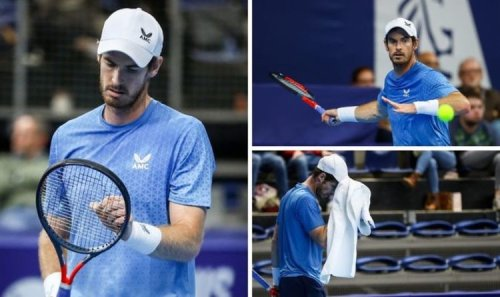Andy Murray slams his own mentality and attitude in loss to Diego Schwartzman