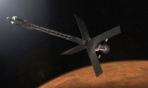 Space travel breakthrough: NASA can send humans to Mars and 'save millions' going nuclear