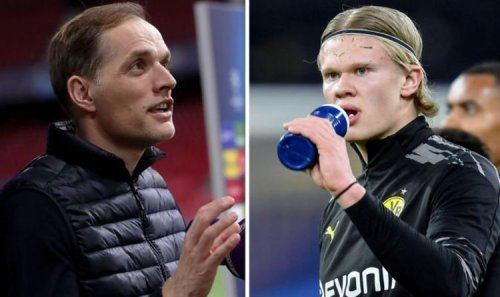 Thomas Tuchel prefers two other strikers to Erling Haaland as Chelsea hunt transfer