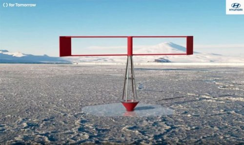 Scientists reveal ingenious machine to refreeze the North Pole and fight climate change