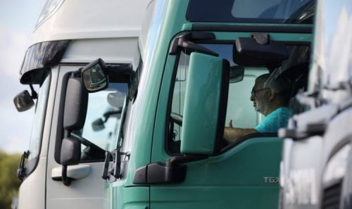 'Nobody wants to be a lorry driver' Spain nightmare as HGV crisis ripples through Europe