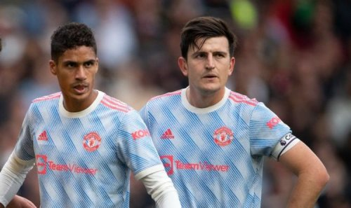 Man Utd have Raphael Varane partnership dream that could see Harry Maguire axed