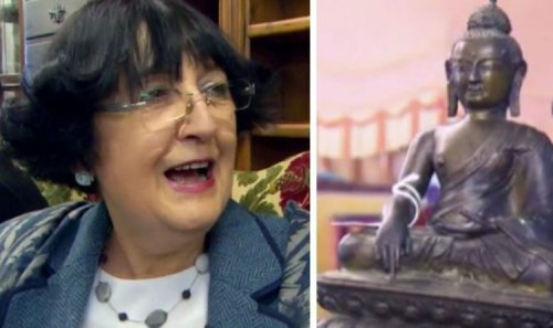 Antiques Road Trip: Anita Manning breaks show record as bronze Buddha makes 7500% profit