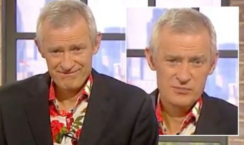 'I cry between jobs!' Police officer breaks down in tears on Jeremy Vine over pay freeze