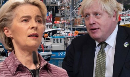 Brexit LIVE: UK strikes fear into France as 'calibrated response' imminent in fishing war