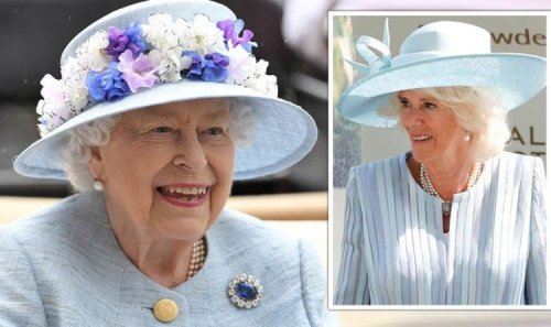 Camilla 'serious candidate' to succeed Queen and assume control of beloved racehorses