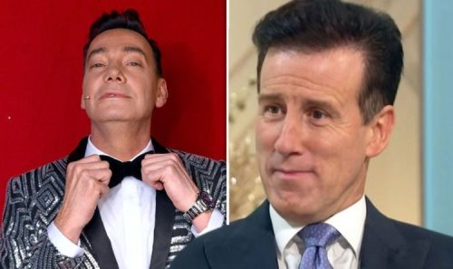 'He's never been the good cop' Anton Du Beke will be a 'gentle' judge and not like Craig