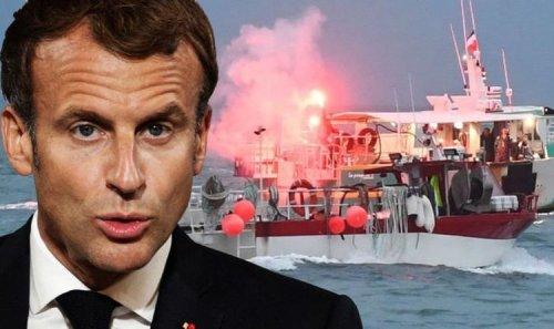 We have power, Macron! Jersey mocks France energy cut claim in fishing battle