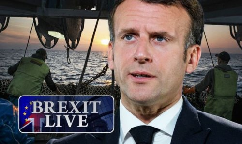 Brexit LIVE: EU snubs Macron and hands Ireland biggest share of £4.2billion Brexit fund