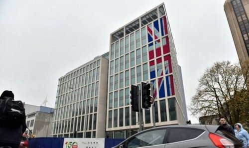 Cardiff planning chief issues brutal response to petition blocking huge Union Jack flag