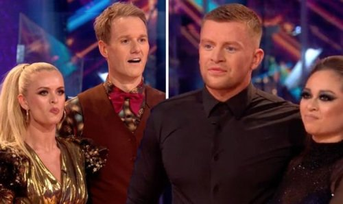 Dan Walker and Adam Peaty set for Strictly dance-off - new elimination evidence unveiled