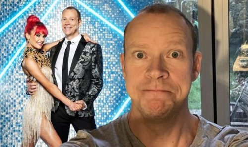 Robert Webb details awkward run-in with Strictly crew member 'I'm one of the celebrities!'