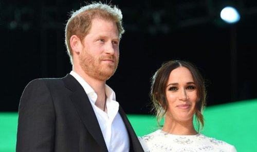 Meghan Markle and Prince Harry snubbed as Biden prioritises Queen visit over Sussexes