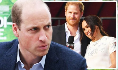 Royal Family LIVE: William set for furious Netflix row as Sussexes cash in on £112m deal