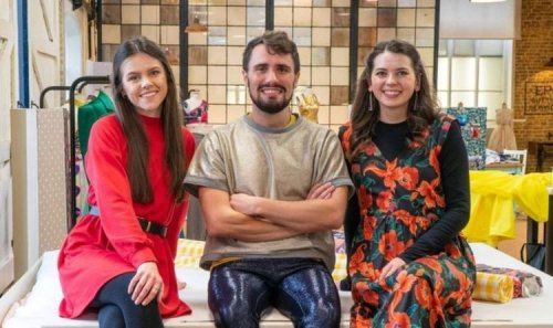 Who won The Great British Sewing Bee 2021?